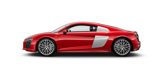 奥迪R8 V10 Coupe Performance